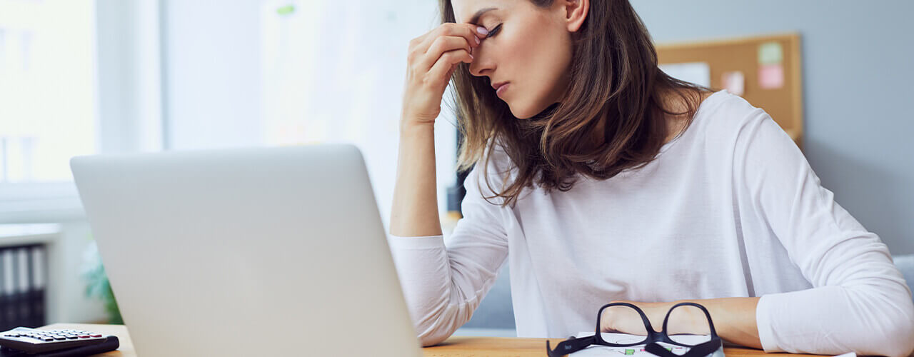 Are You Having Headaches Caused By Stress